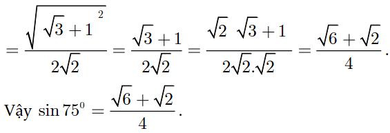 Hướng dẫn giải bài tập hệ thức lượng trong tam giác vuông-17