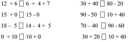 Bài tập cơ bản và nâng cao Toán lớp 1-1
