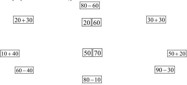 Bài tập cơ bản và nâng cao Toán lớp 1-2