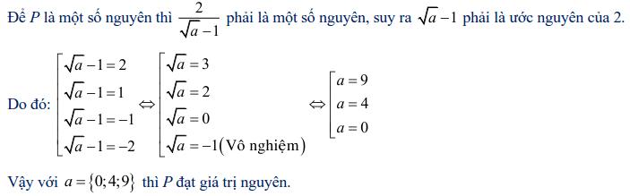 Ví dụ rút gọn biểu thức chứa căn thức bậc hai-2