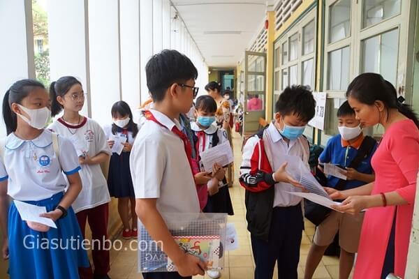 Lộ trình tự học tại nhà cho học sinh sắp thi vào lớp 6