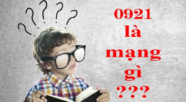 0921 là mạng gì? Ý nghĩa tốt lành của sim đầu số 0921