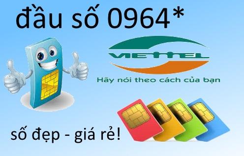 0964 là mạng gì?