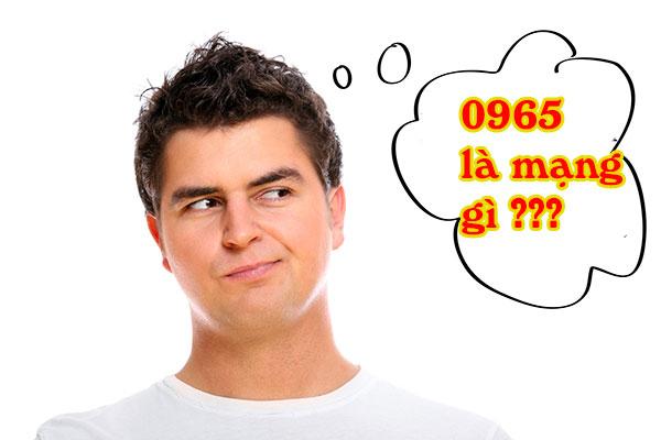 0965 là mạng gì?