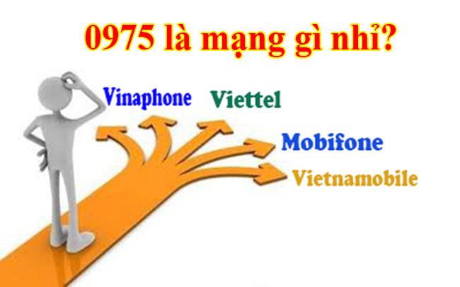Đầu số 0975 là mạng gì? Cách chọn sim số đẹp 0975 ở đâu?