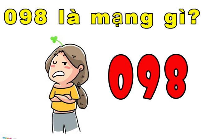 098 là mạng gì?