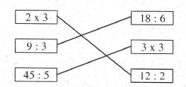 10 bài toán nâng cao về phép chia lớp 2 có lời giải-4