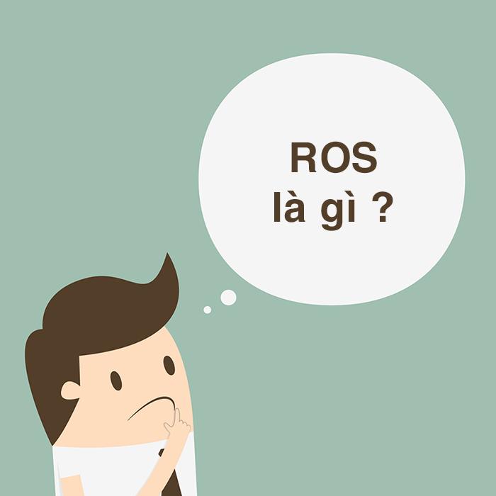 ROS là gì? Ý nghĩa của chỉ số ROS bạn cần phải biết