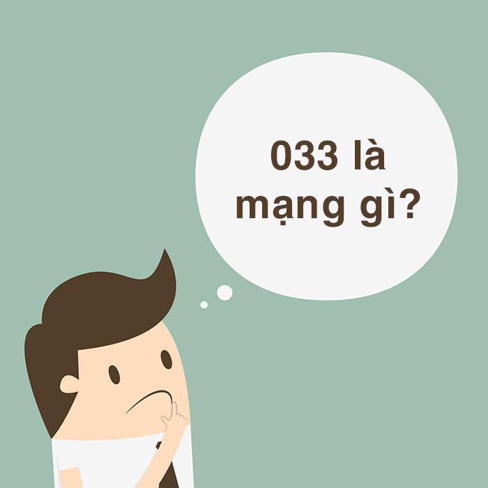 033 là mạng gì? Khám phá ý nghĩa nổi bật của đầu số 033