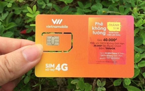 Có nên dùng sim vietnamobile không?